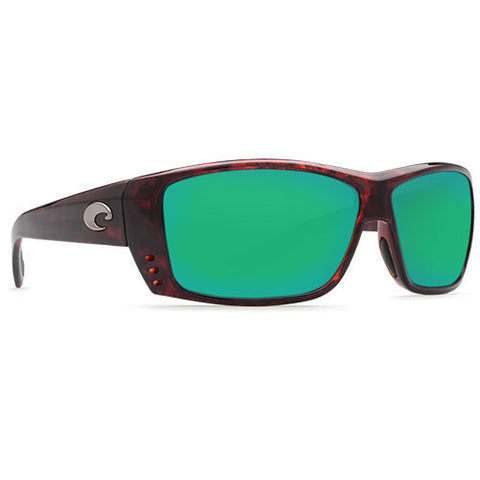 Costa Del Mar Cat Cay Tortoise w/580G Green Lens.