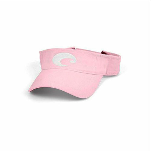 Costa Del Mar Cotton (Pink) Visor One Size