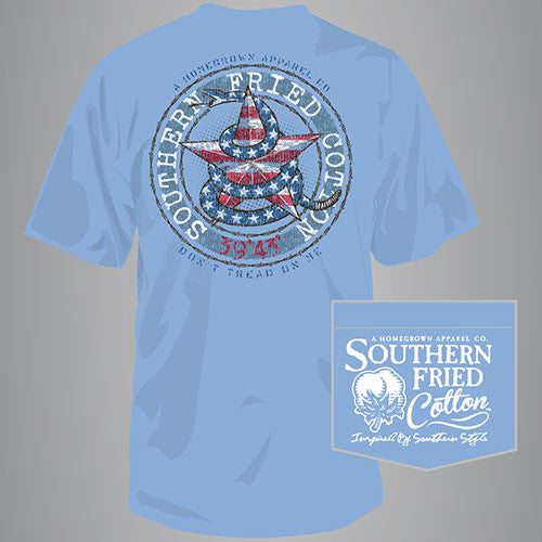 Southern Fried Cotton DON'T TREAD STAR