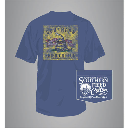 Southern Fried Cotton DON'T TREAD PATCH