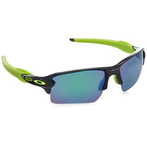 Oakley Flak 2.0 Black Ink w/Jade Polarized Lens.