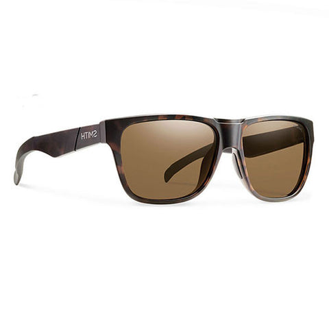 Smith Lowdown-Matte Tortoise w/ChromaPop Polarized Brown Lens