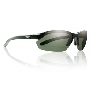 Smith Parallel Max Black Polarized Gray Sunglasses