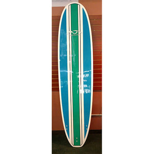 "Michael Dolsey 7'6"" Green Classic Stripe"