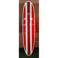 "Michael Dolsey E Board 7'2"" Classic Red Stripe"