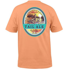 Salt Life Chasing Tail Ale Pocket Tee
