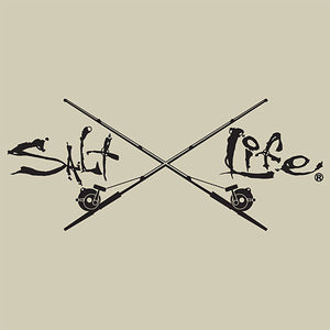 Salt Life Signature and Trolling Decal