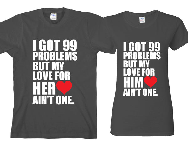 99 Problems but Love Ain't 1