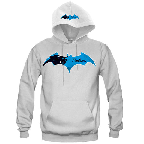 Bat Carolina Panthers Hoodie