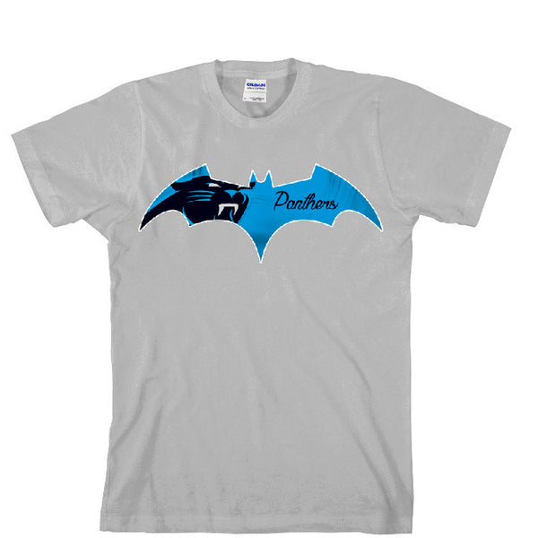 Bat Carolina Panthers Unisex T-shirt Sports Clothing