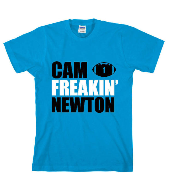 Cam Freakin' Newton Panthers Unisex T-shirt Sports Clothing