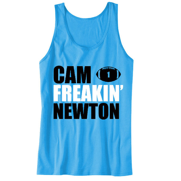 Cam Freakin' Newton Panthers Unisex Tanks Sports Clothing