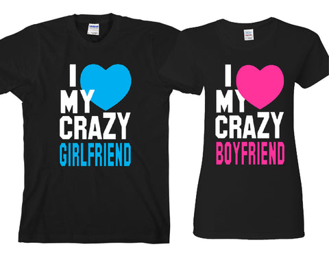 I Love My Crazy BF - I Love My Crazy GF
