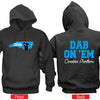 Dab On 'EM Carolina Panther Hoodie