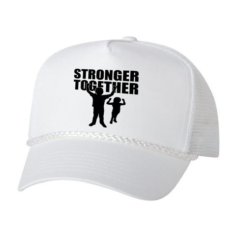 Stronger Together - Austin Beating Leukemia Hat
