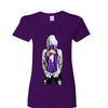 Marilyn Monroe Lakers Ladies T-shirt Sports Clothing