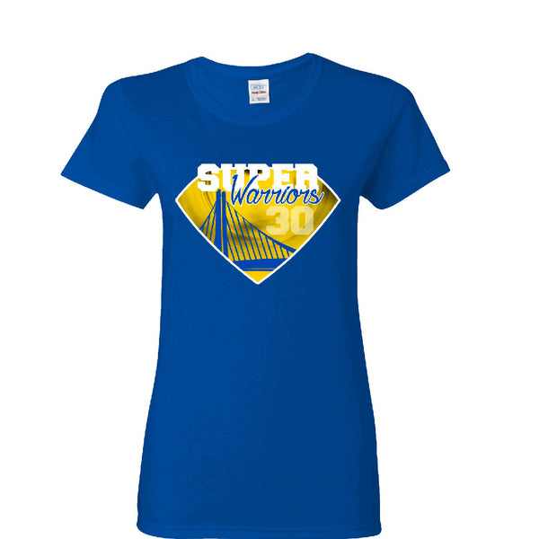 Super Warriors Ladies T-shirt Sports Clothing