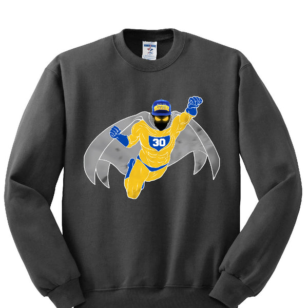 Super Hero Warriors Sweatshirt Sports Clothing