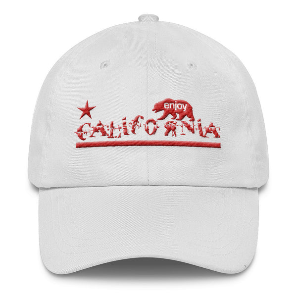 Enjoy California Classic Dad Cap