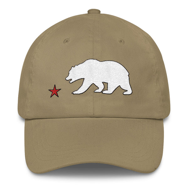 California Bear Classic Dad Cap