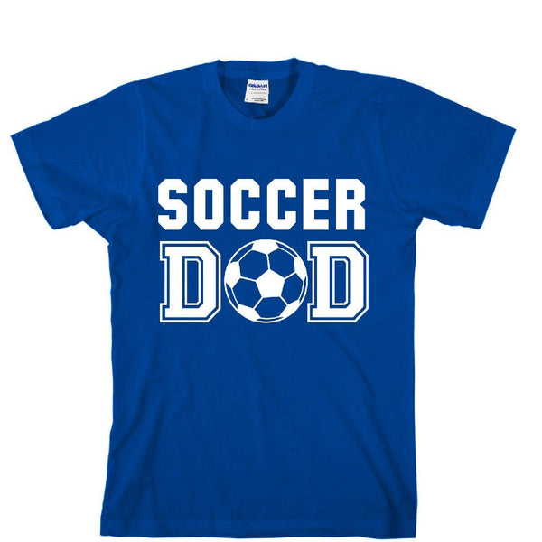03a1905c Soccer DAD Unisex Adult T-shirt - Great Gift For Awesome DAD