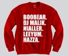 1D Nick Names Unisex Crewneck Funny and Music