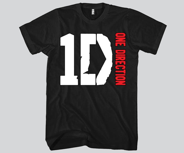 1D (one direction) Unisex T-shirt Funny and Music