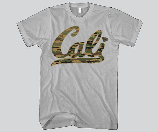 Cali Green Camouflage