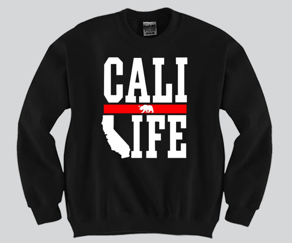 Cali Life Red&WHite