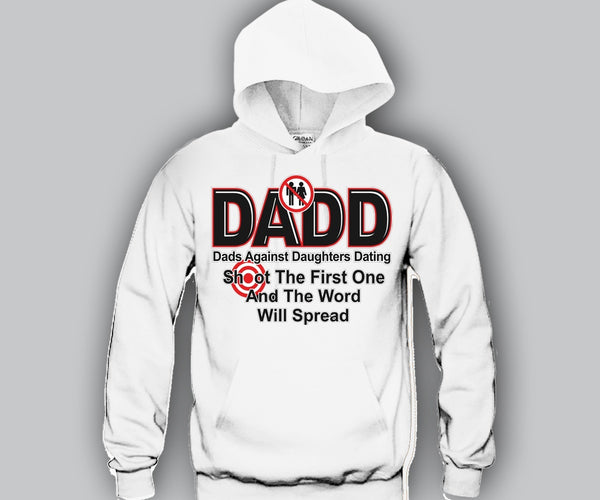 D.A.D.D spread the word Hoodie
