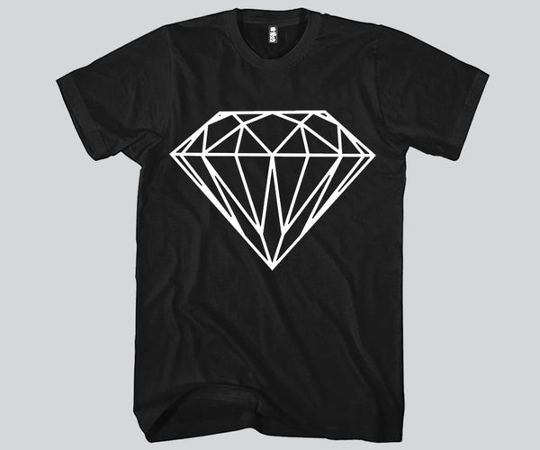Diamond Unisex T-shirt Funny and Music