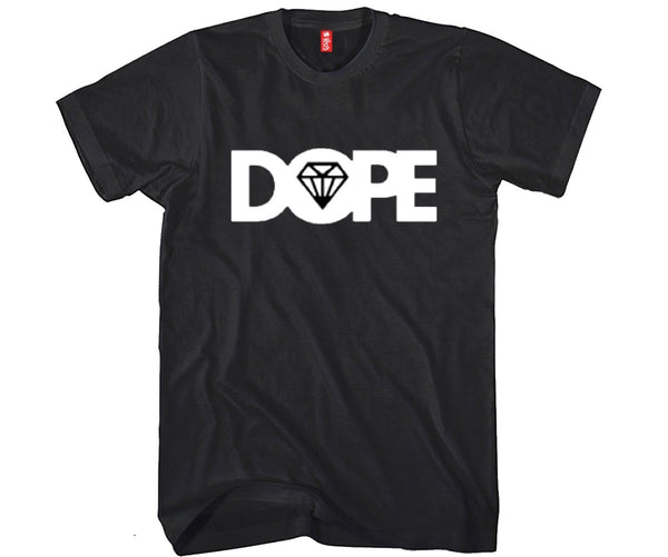 Dope Unisex T-shirt Funny and Music