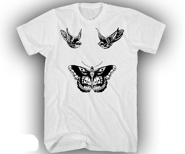 Harry Styles Tattoo Unisex T-shirt Funny and Music