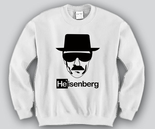 Heisenberg Crewneck Funny and Music