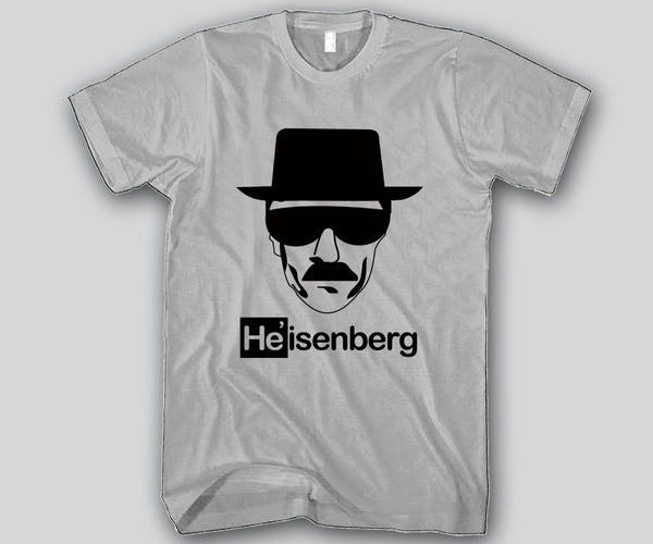 Heisenberg Unisex T-shirt Funny and Music