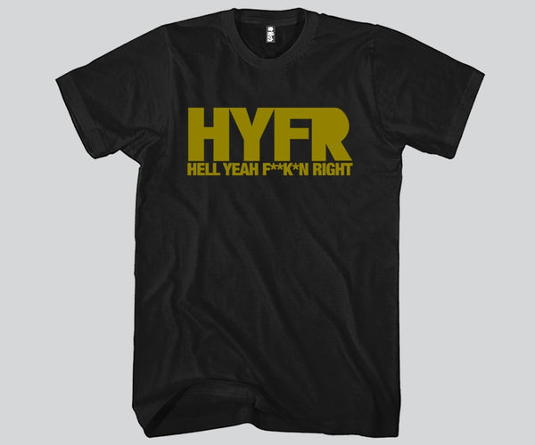 HYFR Unisex T-shirt Funny and Music