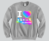 I Love 1D Guys Unisex Crewneck Funny and Music