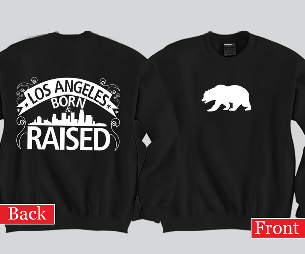 LA Born&Raised (2 Prints)