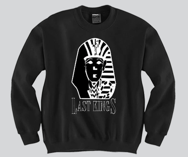 Last Kings Unisex Crewneck Funny and Music