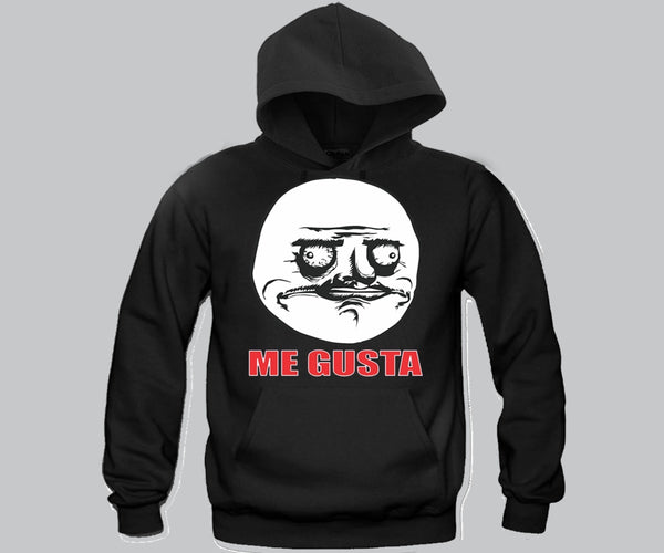 Me Gusta Hoodie Funny and Music