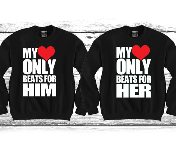 My Heart Only Beats For Him/Her