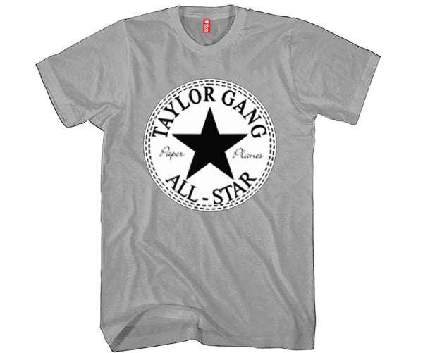 Taylor Gang All Star Unisex T-shirt Funny and Music