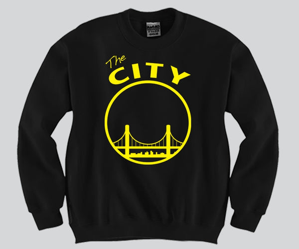 The City Crewneck