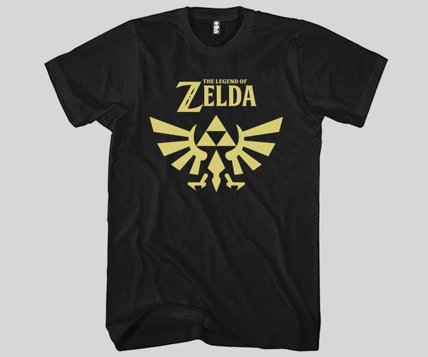 The Legend Of Zelda Unisex T-shirt Funny and Music