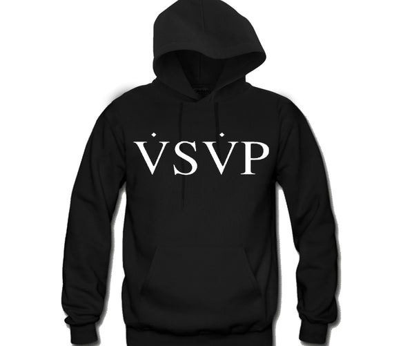 VSVP Unisex Hooded Sweatshirt Funny and Music