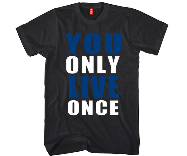 YOLO Unisex T-shirt Funny and Music