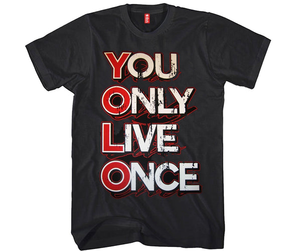 YOLO2 Unisex T-shirt Funny and Music