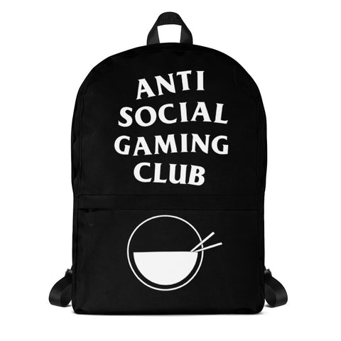 Anti Gaming Backpack