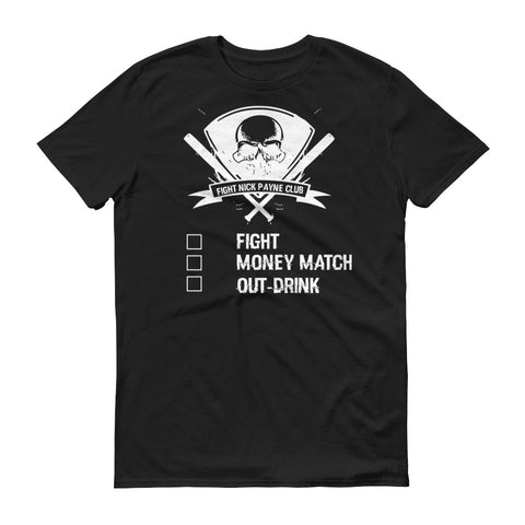Fight Nick Payne Short-Sleeve T-Shirt