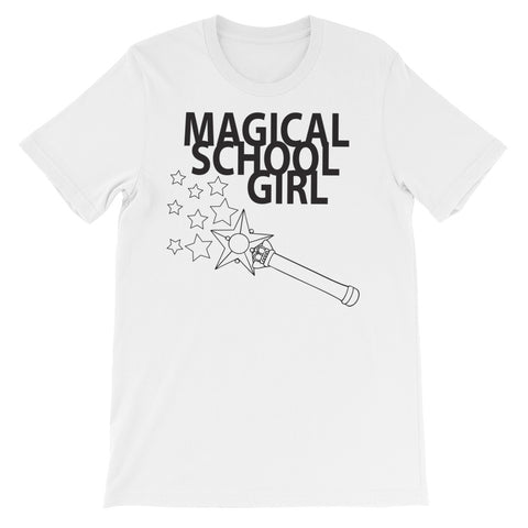 Magical School Girl